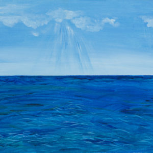 "Cape Cod Sea and Sky 11""x14"" Original Composition 13,500$/ Prints 4,780$"