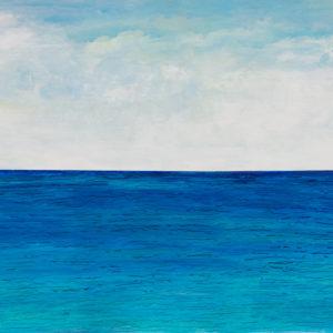 "Ocean Eve 18""x24"" 24,500$/ Print 17,500$"
