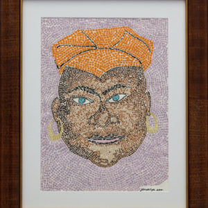 "Merchant of Zanzibar 11""x15""Original Composition 264,000$/ Print 128,000$"